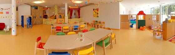 Amiamo Babyhotel - Indoorspielplatz