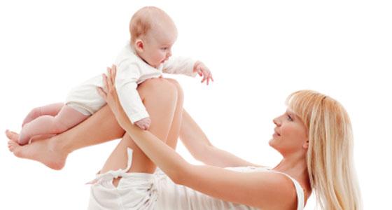 Wellness mit Baby