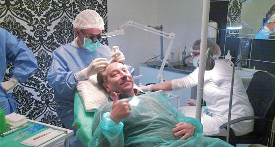 Haarausfall was tun? Haartransplantation als Lösung