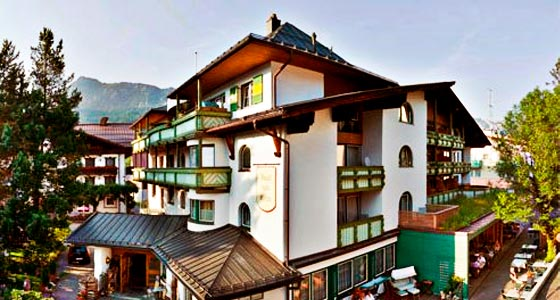 Wellnessurlaub im Vital Hotel zum Ritter in Tirol